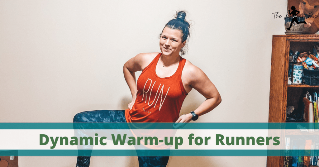 The Best Dynamic Exercises to Warm Up for Running. Dynamic warm-up for runners. Run better and stronger while staying injury free with a dynamic stretch warm up. Run tips | injury prevention | run | runner